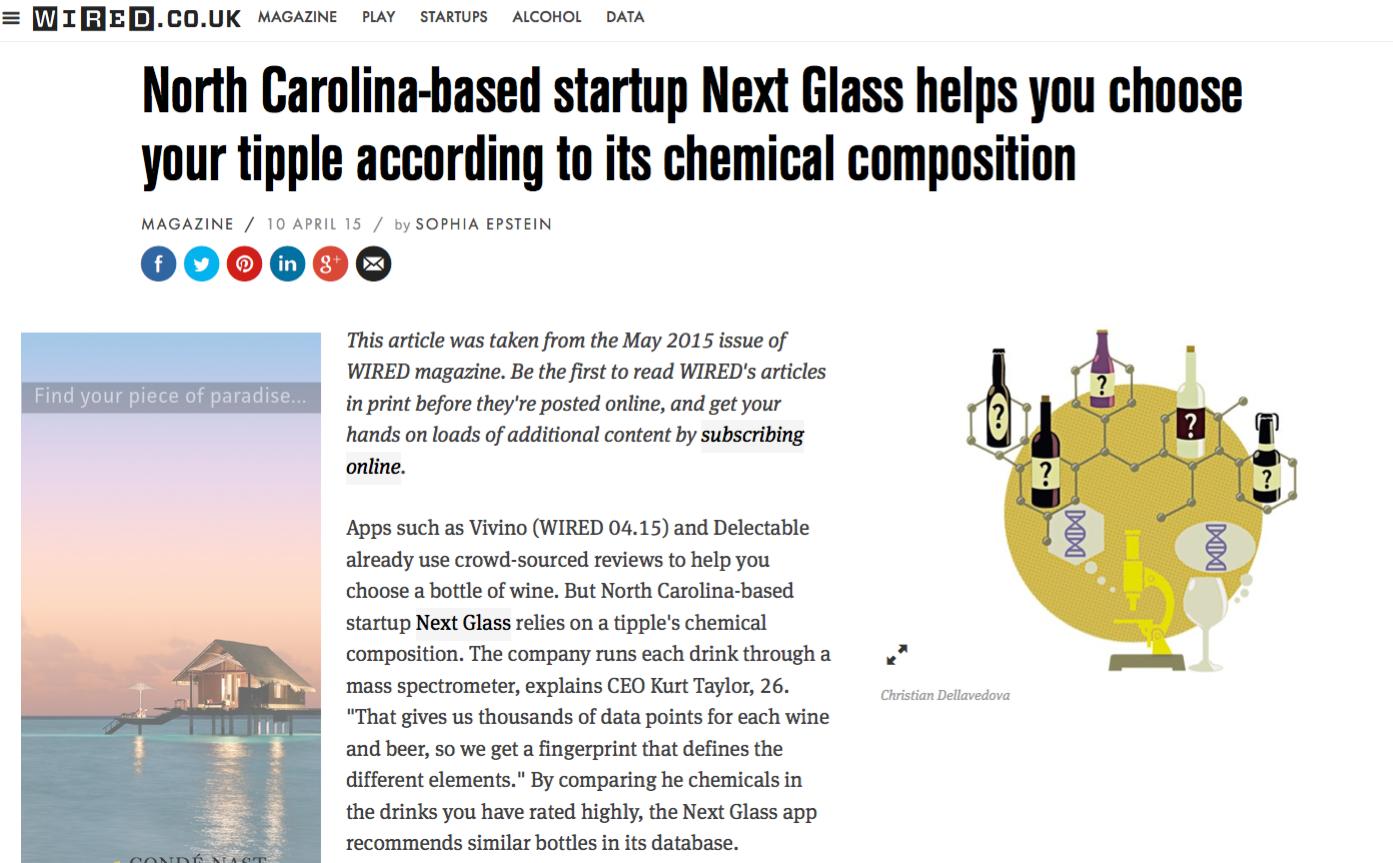 Next Glass – Wired UK   christian dellavedova
