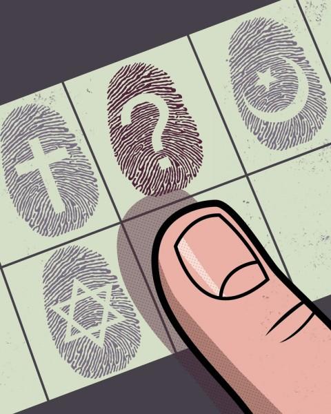 Christian-Dellavedova_religion-illustration_Internazionale