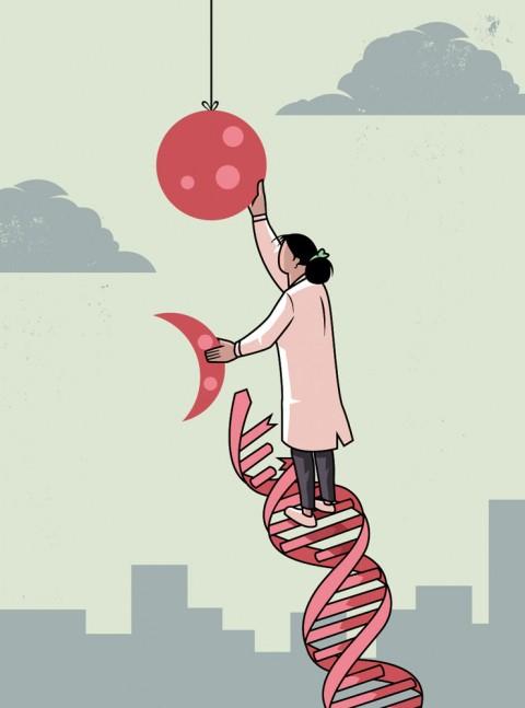 Christian Dellavedova Scientific-American anemia illustration sickle-cell